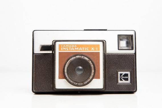 Câmera Fotográfica Instamatic X1 Kodak