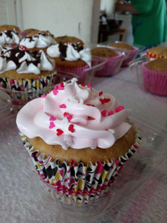 Cupcakes Sabores Infantiles Y De Adultos