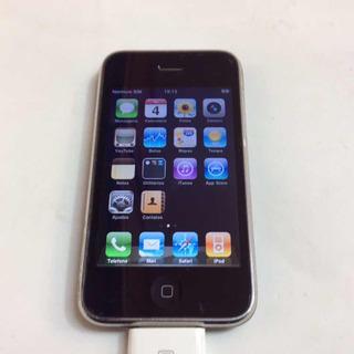Celular iPhone 3 Gs 8gb Preto Leia Descrição