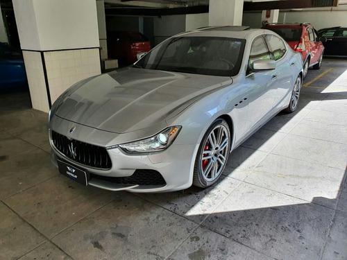 Imagem 1 de 12 de Maserati Ghibli 2014 3.0 V6 S Q4 Aut.