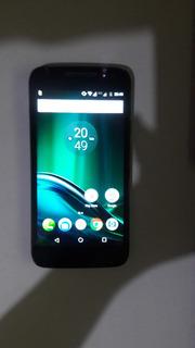 Celular Motorola Moto G4 Play 16gb Dual - Tela Trincada.