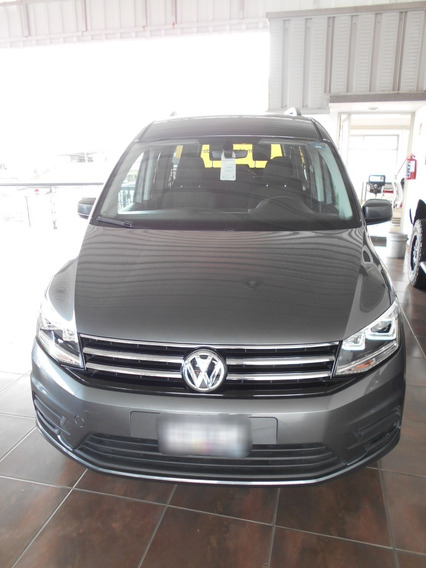 Volkswagen Caddy Maxi Pasajeros Est 2019