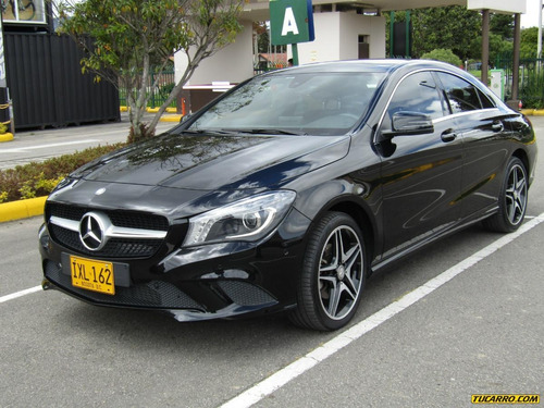 Mercedes Benz Clase Cla 180 Tp 1600cc T Aa Ct