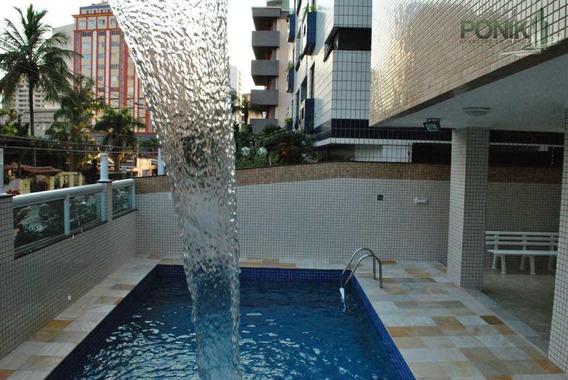 Apartamento Com 3 Dorms, Boqueirão, Praia Grande - R$ 465 Mil, Cod: Ap2783 - Vap2783