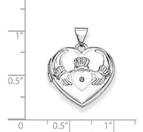 Medallones De Moda Para Mujer Qtl40754nc Jewelryweb
