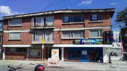 Apartaestudio En Arriendo - Barrio Colombia