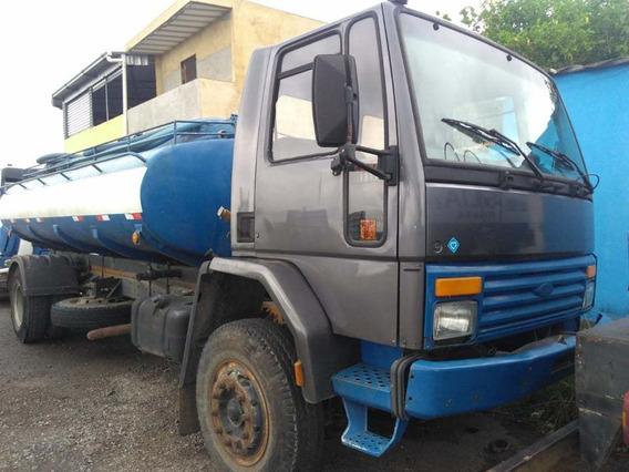 Ford Cargo Toco 1317 Com Equipamento De Tanque Pipa D´ Água