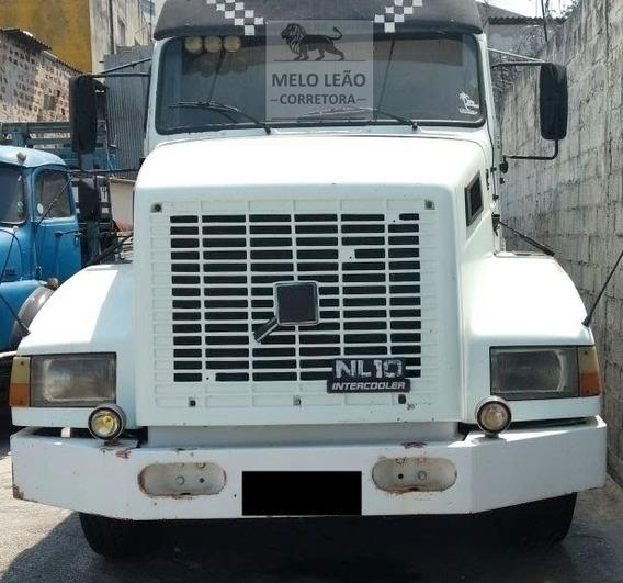 Volvo Nl 10 340 - 90/90 - Cavalo Toco, Cabine Leito *