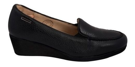 Mocasines Hispana 502 Dama Color Negro Ps.