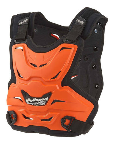 Pechera Proteccion Phantom Orange Polisport