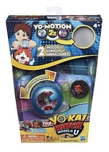Reloj Yo-kai Watch Modelo U Sonido Y Animación En Español