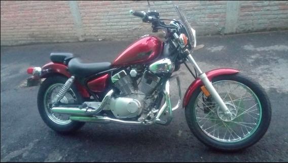 Yamaha V Star 2014 250cc