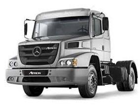 Mercedes Benz Atron 1735 Ant $349.050 Y Saldo En Cuotas