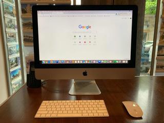 iMac 21,5 Pulgadas 4k Retina Display. 8 Meses De Uso