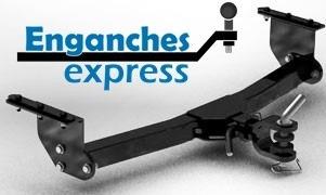 Enganche Y Trailer Extrahible Auto Camioneta Tiro Bola Perno
