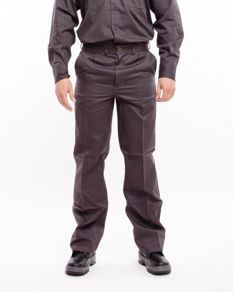 Pantalon De Trabajo Clasico Ombu 32 Al 60 I114