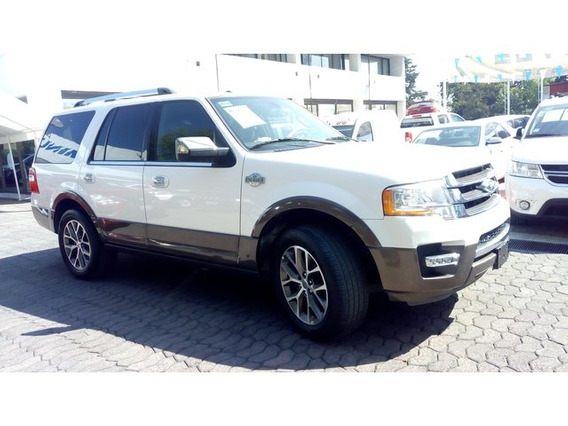 Ford Expedition King Ranch 4x2 2017 Seminuevos