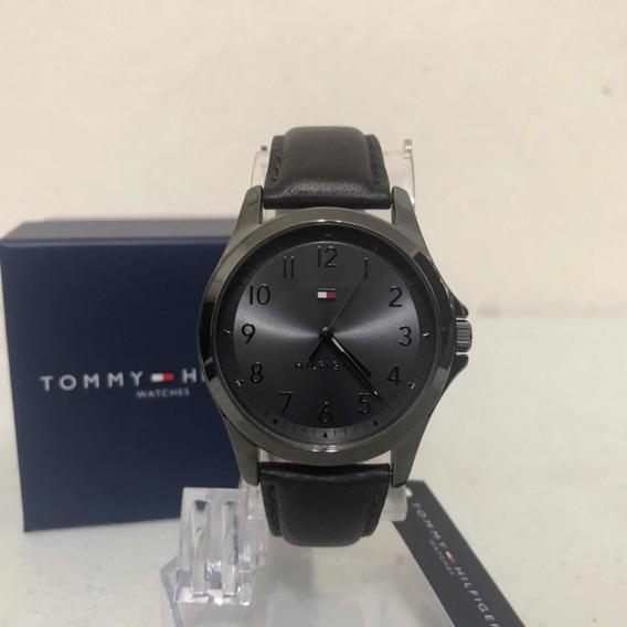 Reloj Tommy Hilfiger 1791522 42mm Cuero Otros Fossil