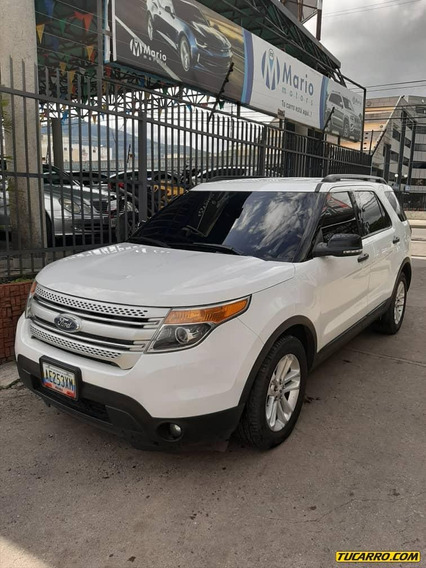 Ford Explorer Lt