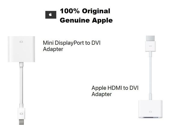 Apple Macbook Mac Cable Mini Displayport Dvi Adaptador Hdmi