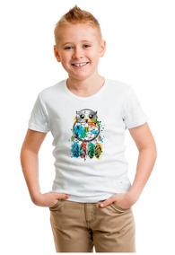 Camiseta Infantil Harry Potter Cod8070