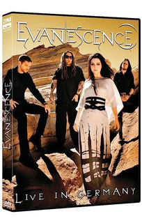 Evanescence Live In Germany Musical Dvd