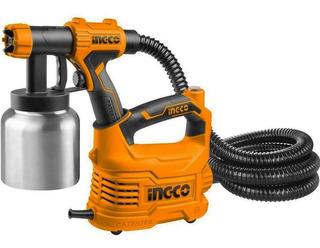 Equipo Pintar Tacho Aluminio Ingco 500w Spg5008-2 Paint Zoom
