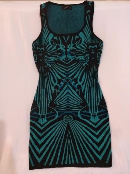 Vestido Colado Para A Noite - Vestido Verde De Linho