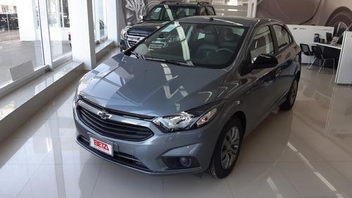 Chevrolet Onix Joy 1.4n Mt Black Dir Ggs