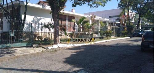 Imagem 1 de 30 de Casa Com 4 Dormitórios, 1295 M² - Venda Por R$ 3.180.000,00 Ou Aluguel Por R$ 15.000,00/mês - Paineiras Do Morumbi - São Paulo/sp - Ca3893