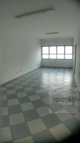 Sala Para Alugar No Bairro Centro Em São Caetano Do Sul - - L1122-2