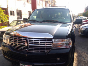 Lincoln Navigator Vagoneta Qc Dvd R-20 Lujo L 4x2 At 2010
