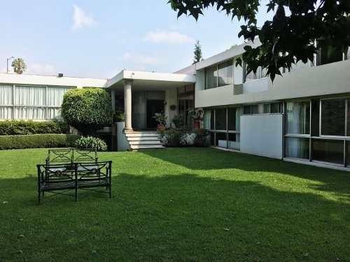 Casa En Venta Jardines Del Pedregal, Cdmx