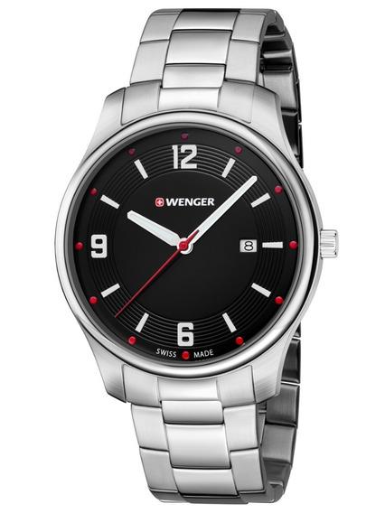 Relógio Masculino Suíço Wenger Linha City Active 01.1441.110