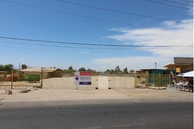 Terreno En Renta Carretera San Felipe