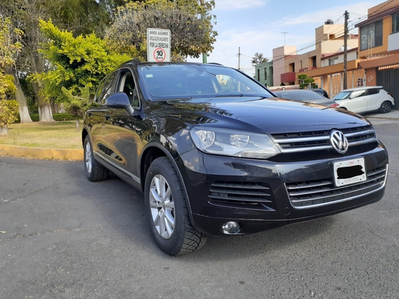 Volkswagen Touareg V6 3.6 At 2014