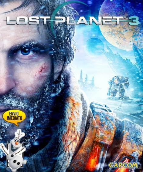 Lost Planet 3 Steam Key (ice Games )