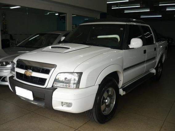 Chevrolet S10 Manual 2.8 Executive Branca 4x4 Cd