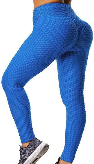 Pantalones Deportivos Leggings Mujer Yoga De Alta Cintura