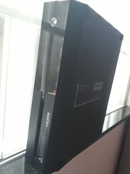 Xbox One Com 1 Controle E 2 Jogos Originais