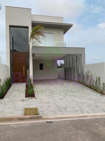 Casa À Venda, Reserva Da Mata, Currupira, Jundiaí - Ca09387 - 34325480