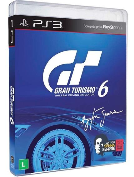 Gran Turismo 6 Jogo Ps3