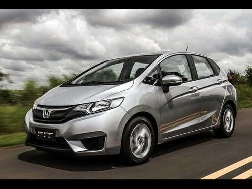 Imagem 1 de 6 de Honda Fit Lx 1.5 Flexone Automático