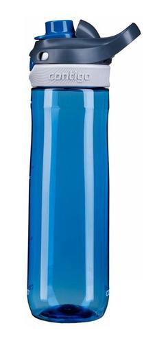 Imagen 1 de 1 de Botella Contigo Damen Monaco 710 Ml Azul - Unica