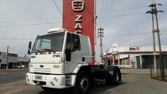 Ford Cargo 1730 Cab Dorm Tractor Con Plato-financiación-perm