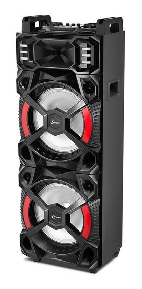 Caixa Amplificada Ca4000 Usb Sd Bt 1200w Lenoxx