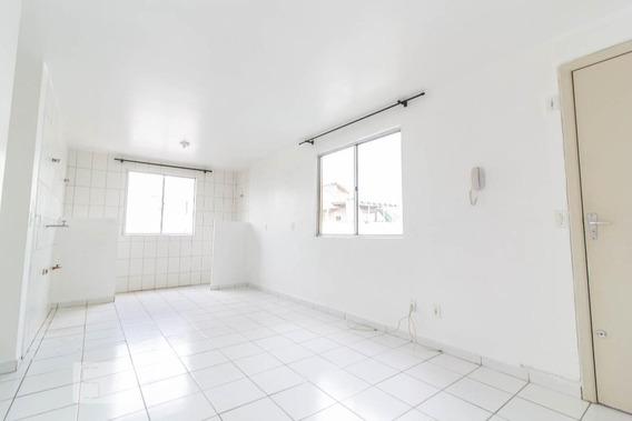 Apartamento No 2º Andar Com 2 Dormitórios E 1 Garagem - Id: 892950182 - 250182