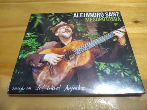 Mesopotamia - Alejandro Sanz - Cd - Nuevo