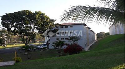 Apartamento Residencial Para Locação, Parque Residencial Indaiá, Indaiatuba - Ap0490 - Ap0490