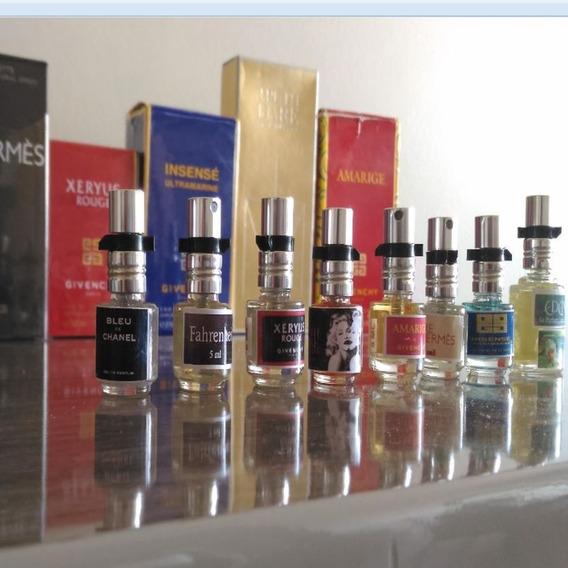 Amostra Decant Perfume Bvlgari Pour Homme Soir Frasco De 5ml